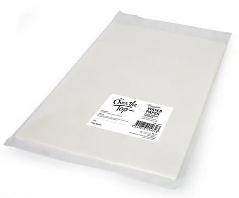Over The Top WAFER PAPER A4 0.27MM -10PK