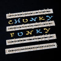 FMM CHUNKY FUNKY ALPHABET & NUMBERS