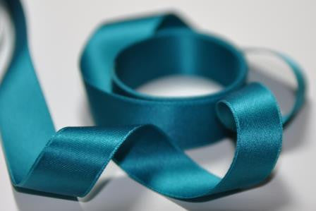 Double Sided Satin Ribbon - 16mm - Pick your colour