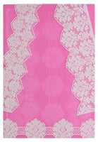 DAMASK CAKE LACE MAT - BY CLAIRE BOWMAN