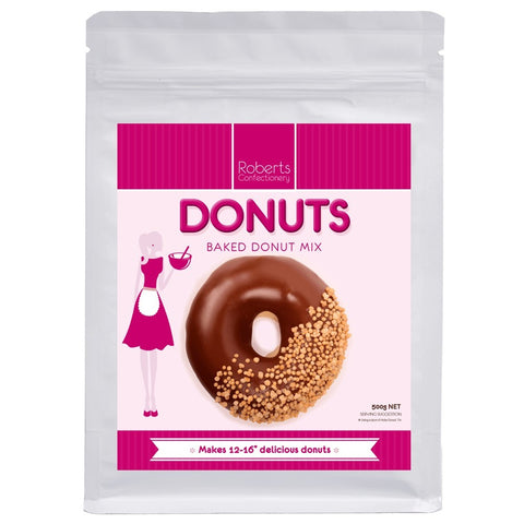 Baked Donut Mix 500g - Robert's