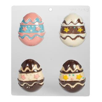 Egg Easter Mould Chocolate