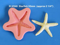 STARFISH MED. MOULD- 55MM
