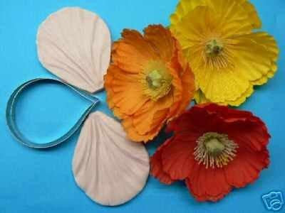 POPPY CUTTER & VEINER SET (DEEPLY VEINED)