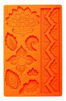 WILTON FLOWER AND GUM PASTE SILICONE MOULD GLOBAL