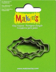 Makin's Cutter Set of 3 - Holly