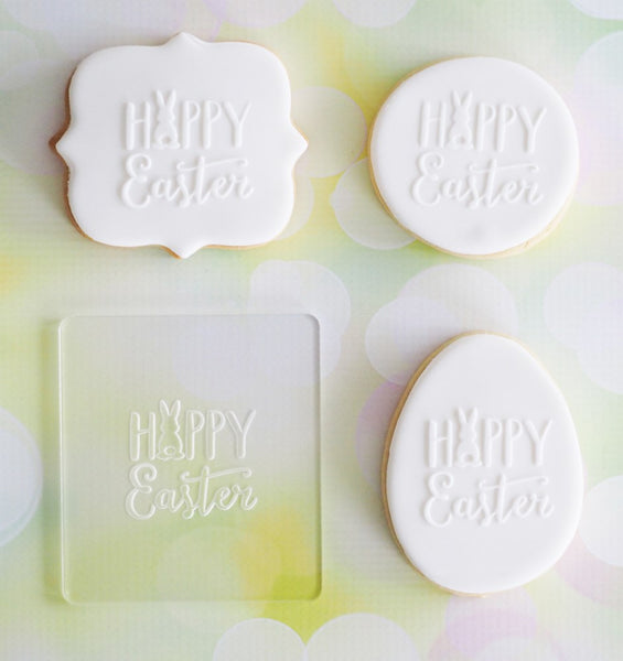 Easter - Hoppy Easter Raise It Up Cookie Stamp