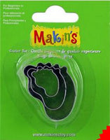 Makin's Cutter Set of 3 - Baby Foot
