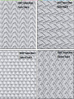 Makins Texture Sheets - Set F - Set of 4