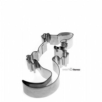 Lizard Stainless Steel Cookie Cutter