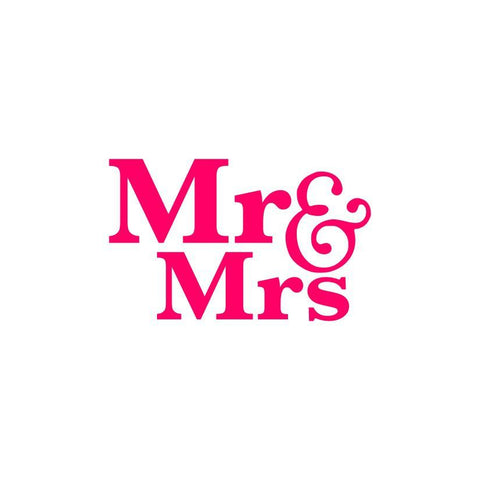 Mr & Mrs Stencil The Cookie Countess