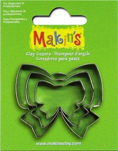 Makin's Cutter Set of 3 - Ribbon