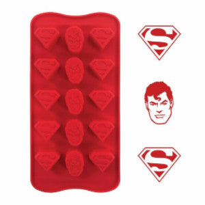 Superman Silicone Chocolate Mould