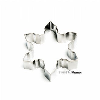 Snowflake Small Stainless Steel Cookie Cutter