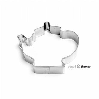 Teapot Stainless Steel Cookie Cutter