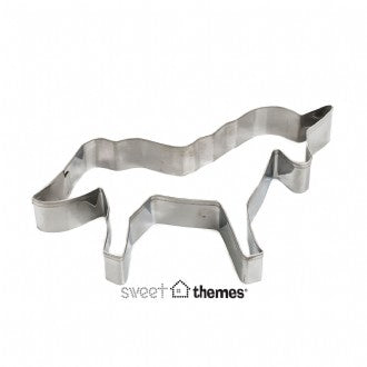 Unicorn Stainless Steel Cookie Cutter