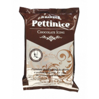 Chocolate - Bakels Pettinice Fondant 750g Packet - Chocolate