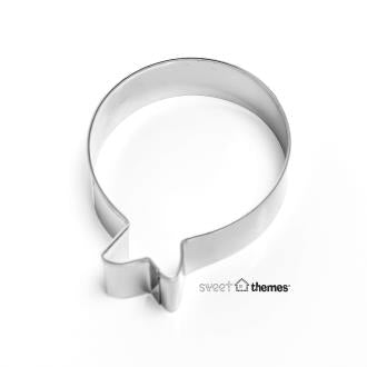 Balloon Stainless Steel Cookie Cutter