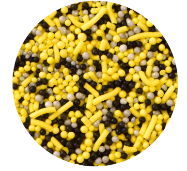 BumbleBee Inspired Sprinkle Mix 120g