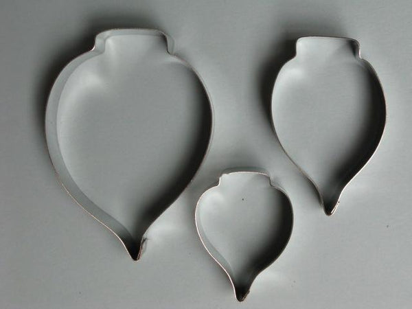 Arum Lily Set of 3 28 to 54mm Cutter Set