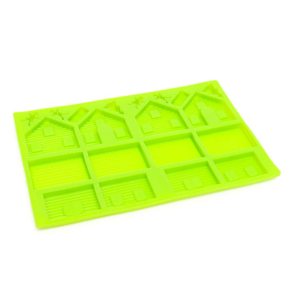 GINGERBREAD HOUSE SILICONE MOULD - SMALL