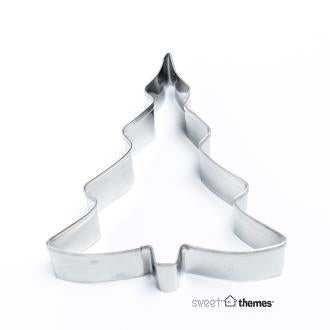 Christmas Tree Medium Stainless Steel Cookie Cutter