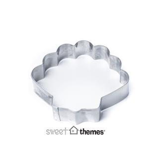 Clamshell Stainless Steel Cookie Cutter