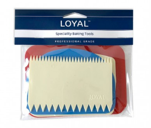Loyal Scraper Set of 4