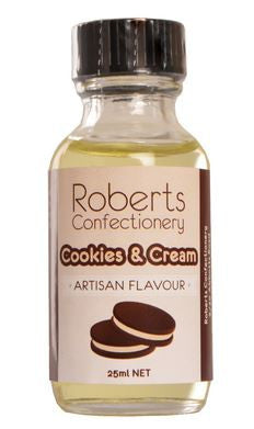 Roberts Confectionery - Cookies & Cream Flavour 30ml