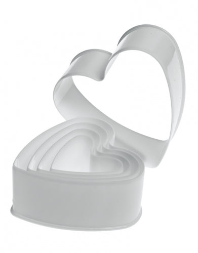 LOYAL PLASTIC CUTTER HEARTS