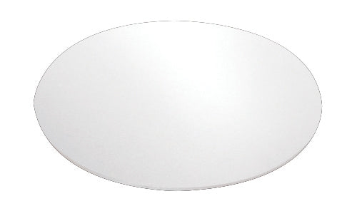 "16"" Round White Masonite Cake Board"
