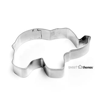 Elephant Stainless Steel Cookie Cutter