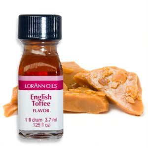 LORANN ENGLISH TOFFEE FLAVOUR