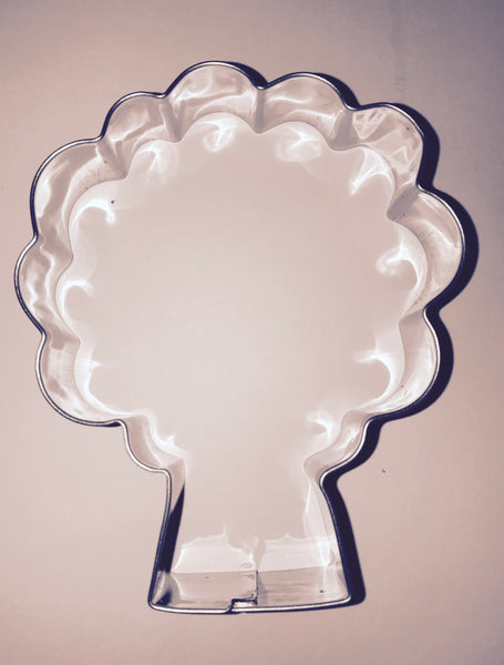 Apple Tree Stainless Steel Cookie Cutter