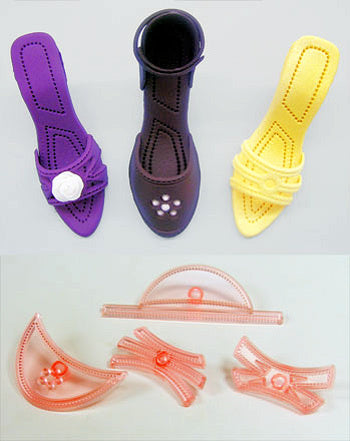 JEM Shoe Tops - Goes with the High Heal Cutter set.