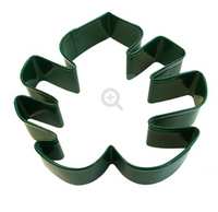 D.LINE MONSTERA COOKIE CUTTER 11.40CM - GREEN