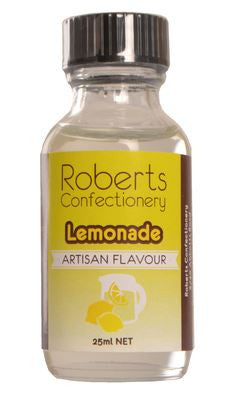 Roberts Confectionery - Lemonade Natural Flavour 30ml