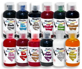 Red MAGIC COLOURS CLASSIC AIRBRUSH