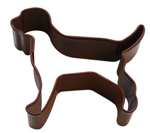 D.LINE MINI LABRADOR COOKIE CUTTER 5CM - BROWN