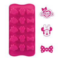 Minnie Mouse Silicone Chocolate Mould