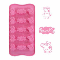 Peppa Pig Silicone Chocolate Mould