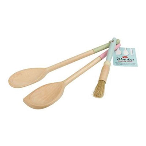 Tala Wooden Utensils - Set of 3