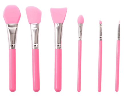 Silicone Brushes set of 6 Roberts