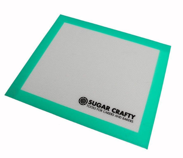 SILICONE BAKING MAT (SMALL) - BY SUGAR CRAFTY