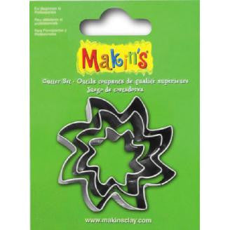 Makin's Cutter Set of 3 - Sun
