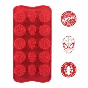 Spiderman Silicone Chocolate Mould