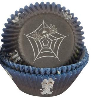 Spooky Cupcake Cases - 50 Pack