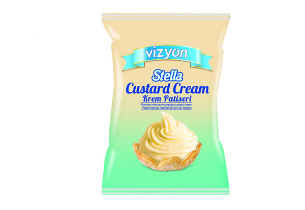 VIZYON Custard Cream Powder 1kg
