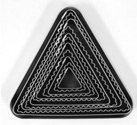 LOYAL Tin Plate CUTTER TRIANGLE