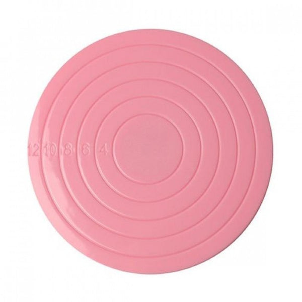 MINI COOKIE / CUPCAKE DECORATING TURNTABLE Swivel- 14cm